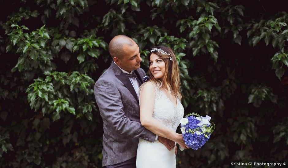 Il matrimonio di Domenico e Valentina a Oviglio, Alessandria