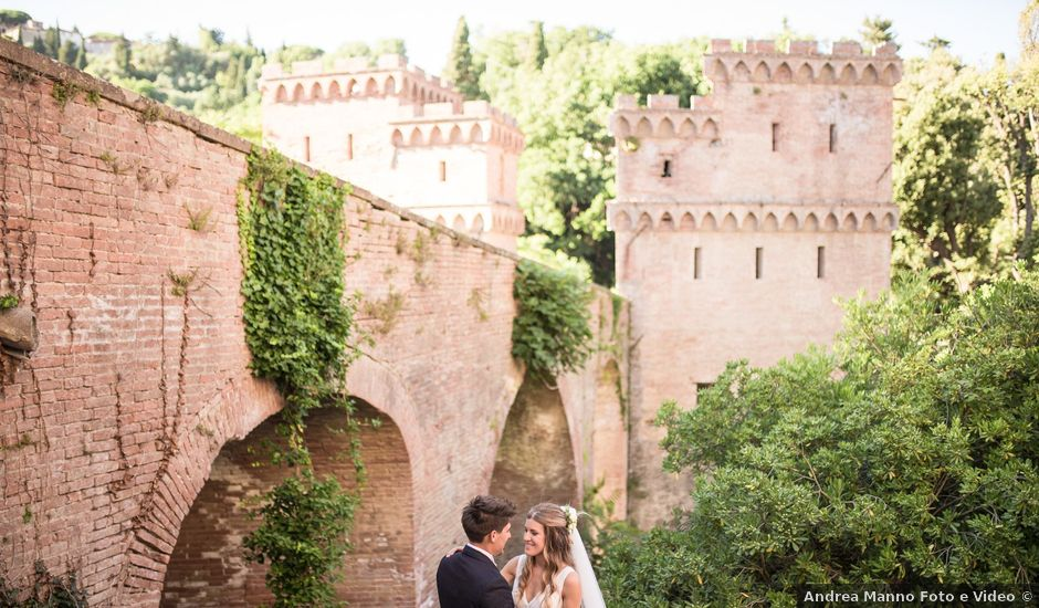 Il matrimonio di Federico e Alessia a Palaia, Pisa