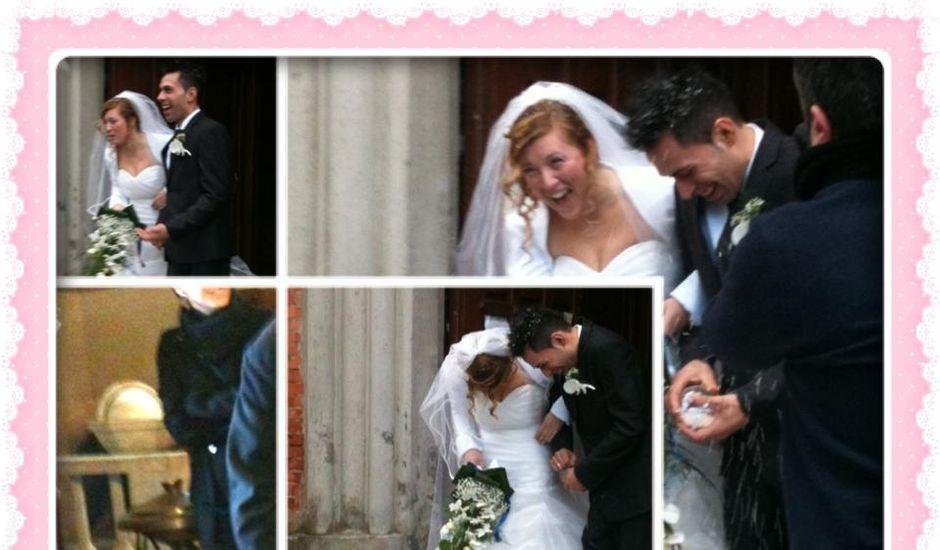 Il matrimonio di Giuseppe e Alessandra a Carrara, Massa Carrara