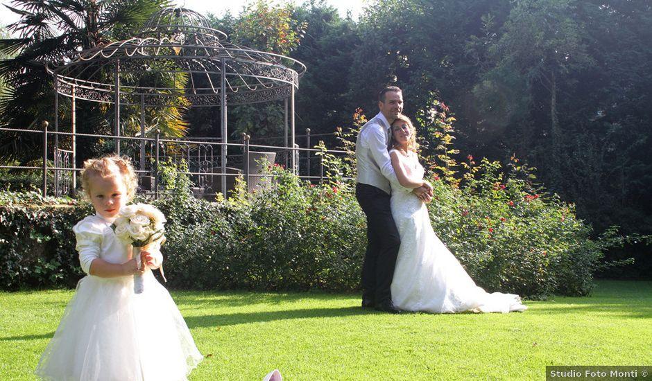 Il matrimonio di Mirco e Stefania a Triuggio, Monza e Brianza
