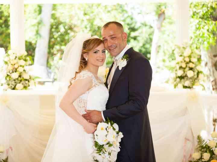le nozze di Deborah e Lorenzo