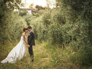 Le nozze di Sendy e Massimo