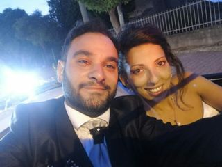 Le nozze di Lorena e Vincenzo