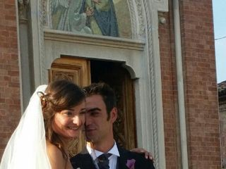 Le nozze di Denise  e Cristian 1