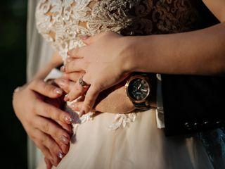 Le nozze di Olga e Gazmed