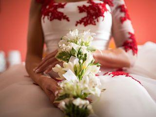 le nozze di Elena e Gabriele 1