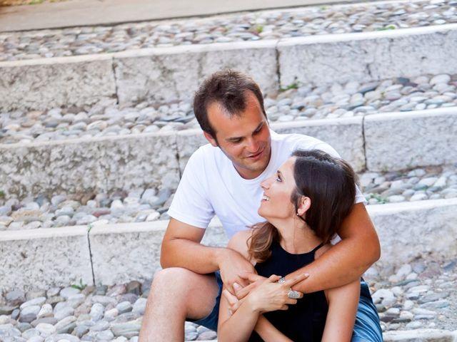 Il matrimonio di Stefano e Elena a Padenghe sul Garda, Brescia 5