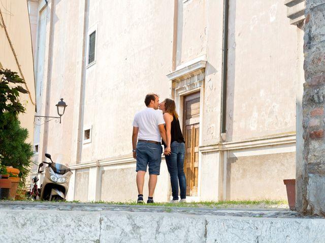 Il matrimonio di Stefano e Elena a Padenghe sul Garda, Brescia 7