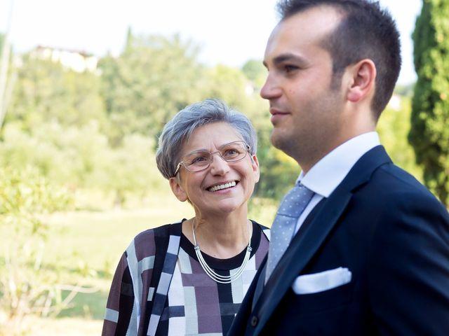 Il matrimonio di Stefano e Elena a Padenghe sul Garda, Brescia 16