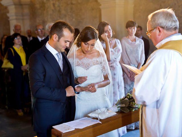 Il matrimonio di Stefano e Elena a Padenghe sul Garda, Brescia 42