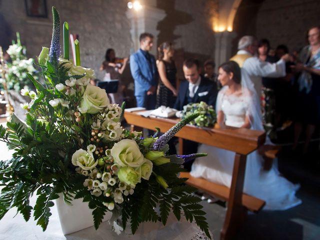 Il matrimonio di Stefano e Elena a Padenghe sul Garda, Brescia 43