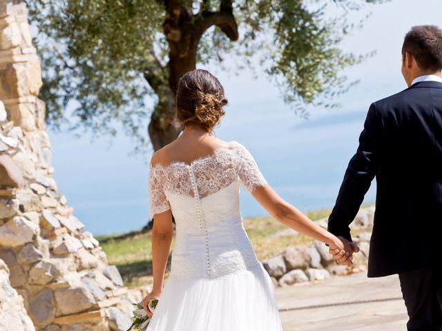 Il matrimonio di Stefano e Elena a Padenghe sul Garda, Brescia 54