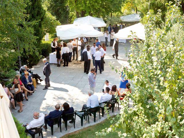 Il matrimonio di Stefano e Elena a Padenghe sul Garda, Brescia 65