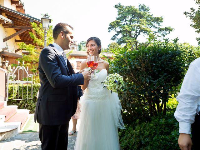 Il matrimonio di Stefano e Elena a Padenghe sul Garda, Brescia 66