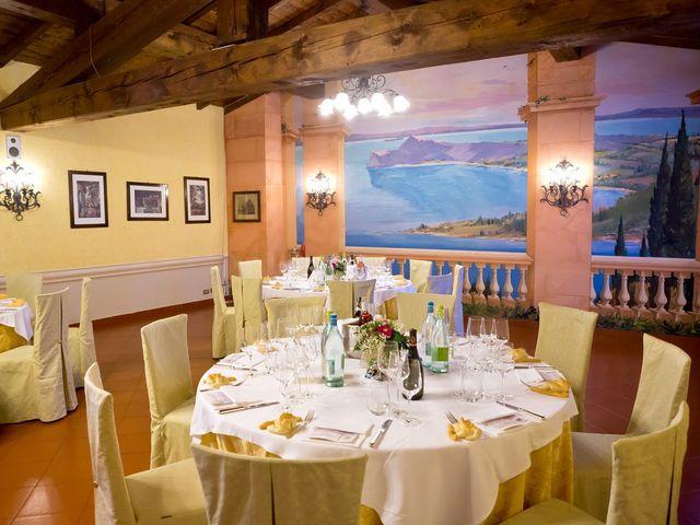 Il matrimonio di Stefano e Elena a Padenghe sul Garda, Brescia 68