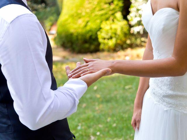 Il matrimonio di Stefano e Elena a Padenghe sul Garda, Brescia 74