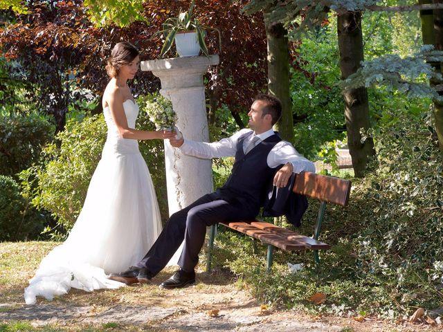 Il matrimonio di Stefano e Elena a Padenghe sul Garda, Brescia 77