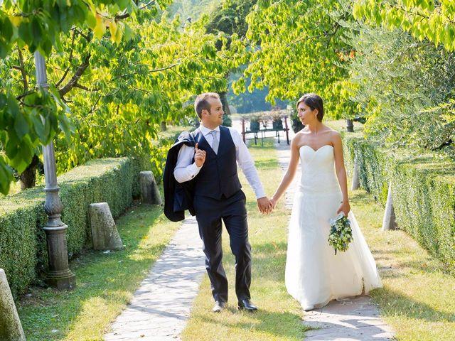 Il matrimonio di Stefano e Elena a Padenghe sul Garda, Brescia 79