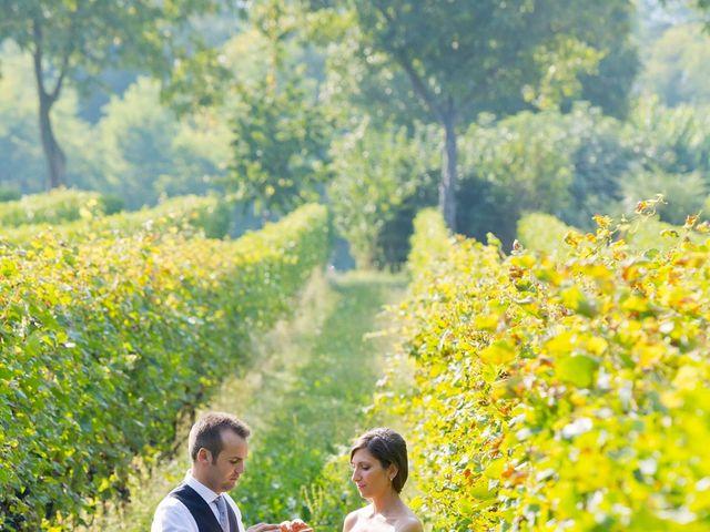 Il matrimonio di Stefano e Elena a Padenghe sul Garda, Brescia 84