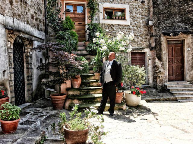 Il matrimonio di Fabrizio e Fabiana a Monterotondo, Roma 1