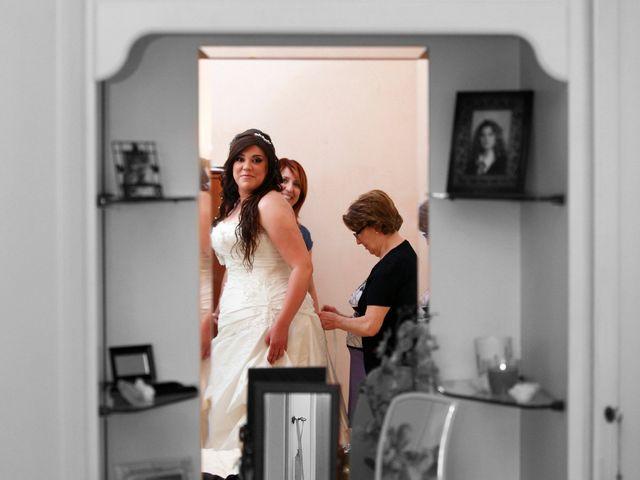 Il matrimonio di Fabrizio e Fabiana a Monterotondo, Roma 4