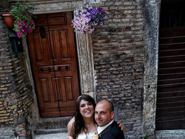 Il matrimonio di Fabrizio e Fabiana a Monterotondo, Roma 6