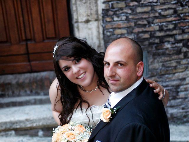 Il matrimonio di Fabrizio e Fabiana a Monterotondo, Roma 7