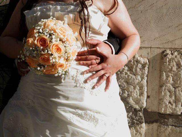 Il matrimonio di Fabrizio e Fabiana a Monterotondo, Roma 2