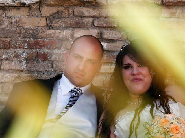 Il matrimonio di Fabrizio e Fabiana a Monterotondo, Roma 9