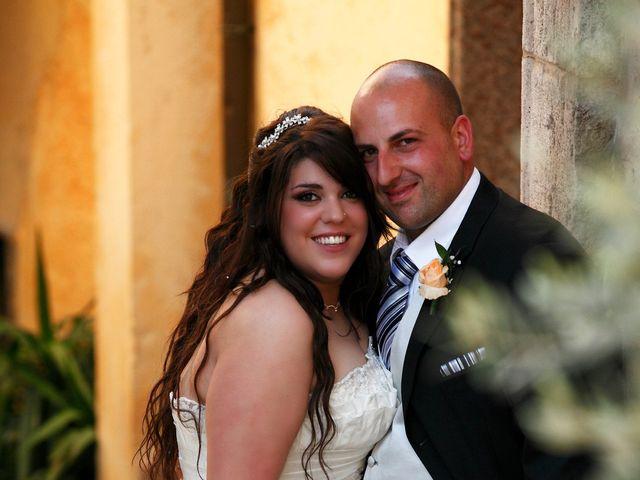 Il matrimonio di Fabrizio e Fabiana a Monterotondo, Roma 10