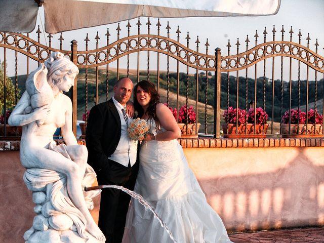 Il matrimonio di Fabrizio e Fabiana a Monterotondo, Roma 11
