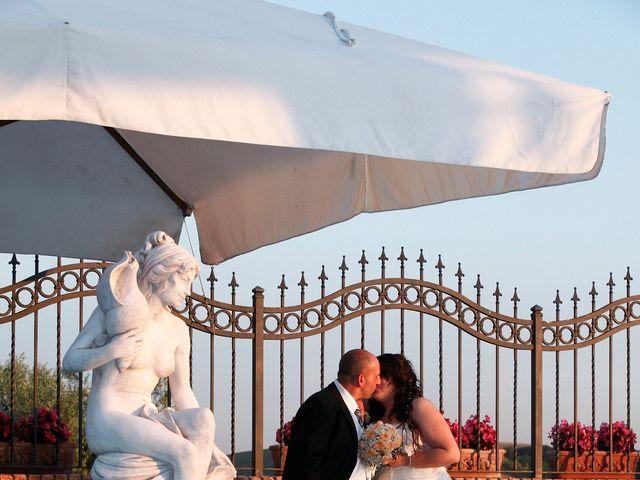 Il matrimonio di Fabrizio e Fabiana a Monterotondo, Roma 12