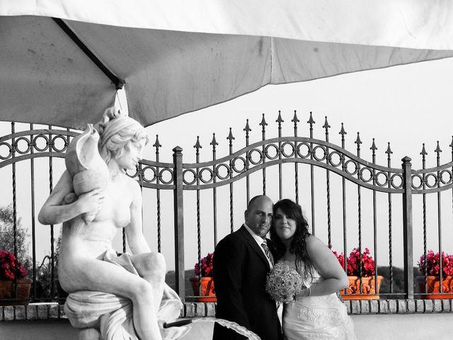 Il matrimonio di Fabrizio e Fabiana a Monterotondo, Roma 13