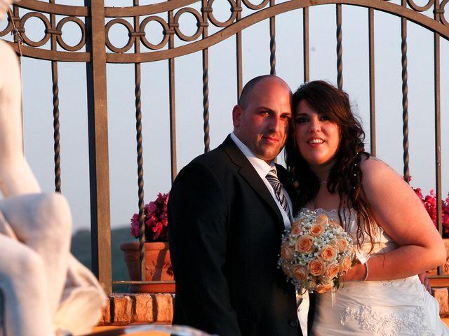 Il matrimonio di Fabrizio e Fabiana a Monterotondo, Roma 14