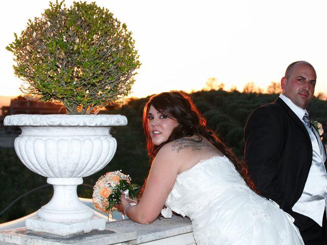 Il matrimonio di Fabrizio e Fabiana a Monterotondo, Roma 15