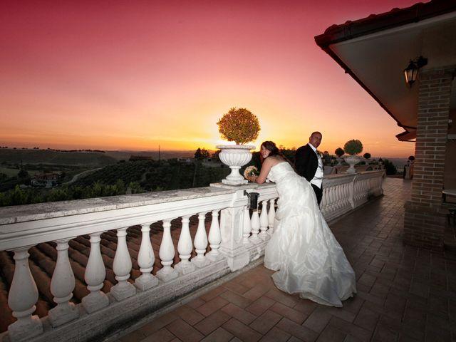 Il matrimonio di Fabrizio e Fabiana a Monterotondo, Roma 16