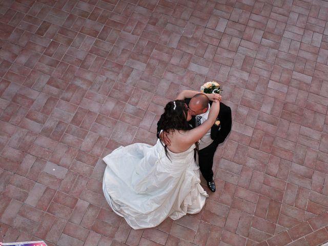 Il matrimonio di Fabrizio e Fabiana a Monterotondo, Roma 18