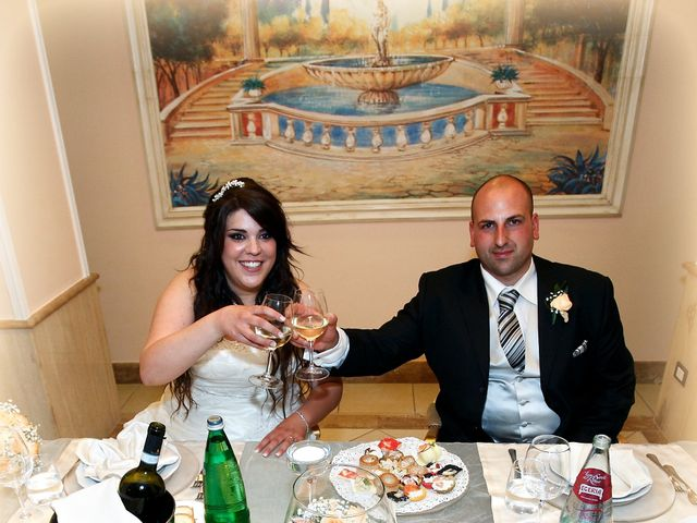 Il matrimonio di Fabrizio e Fabiana a Monterotondo, Roma 19