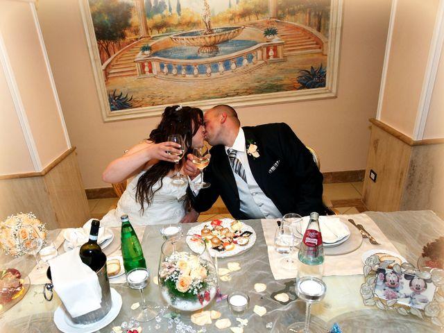 Il matrimonio di Fabrizio e Fabiana a Monterotondo, Roma 20