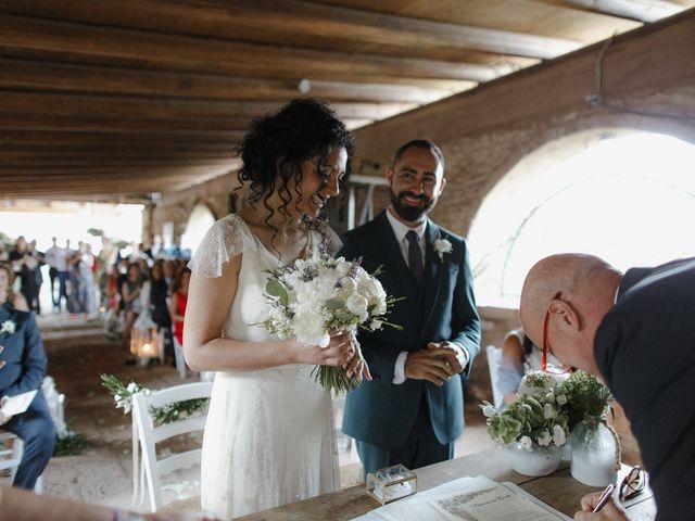 Il matrimonio di Duilio e Sara a Trepuzzi, Lecce 1