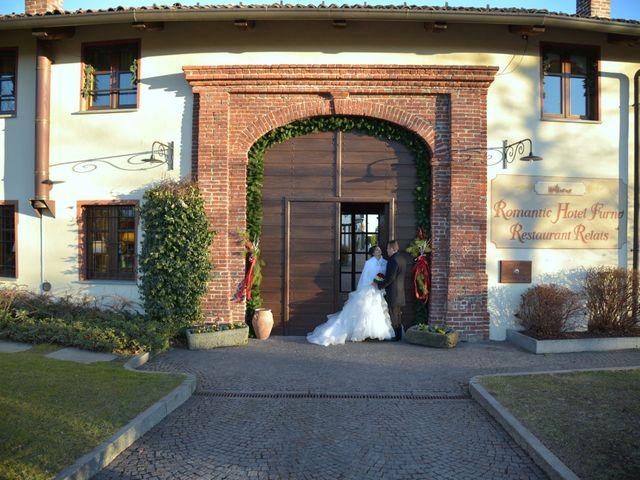 Il matrimonio di Francesco e Alessandra a Torino, Torino 68
