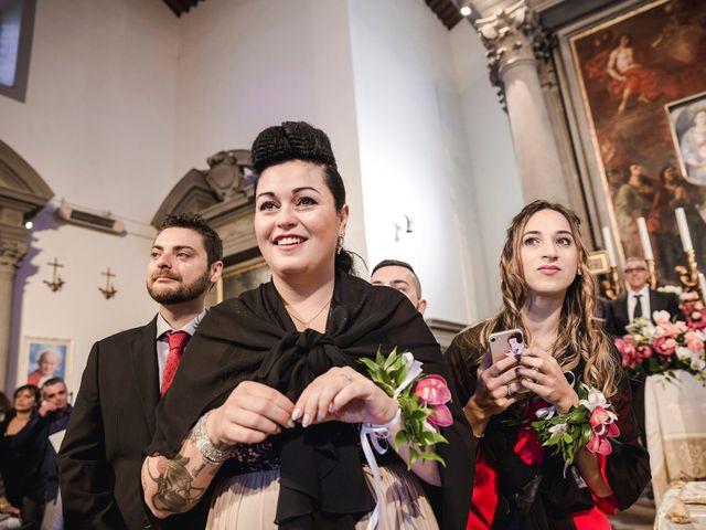 Il matrimonio di Damiano e Caterina a Cascina, Pisa 22