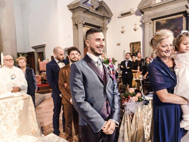 Il matrimonio di Damiano e Caterina a Cascina, Pisa 23