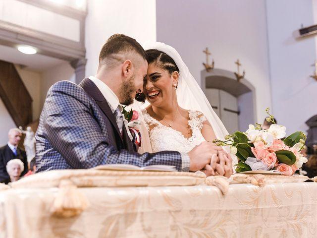 Il matrimonio di Damiano e Caterina a Cascina, Pisa 24