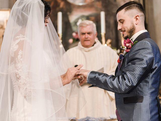 Il matrimonio di Damiano e Caterina a Cascina, Pisa 28