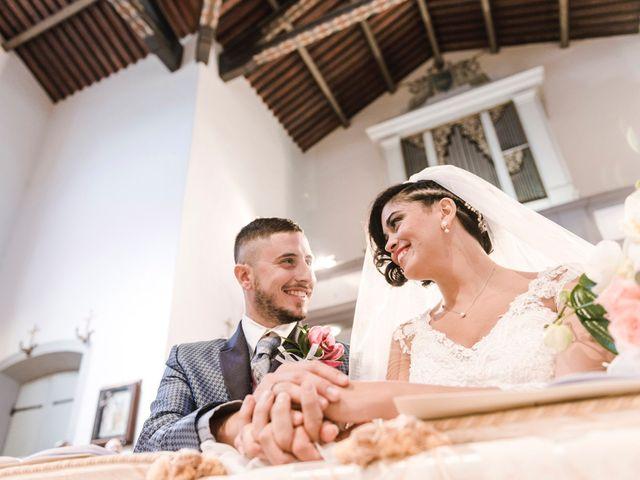 Il matrimonio di Damiano e Caterina a Cascina, Pisa 30