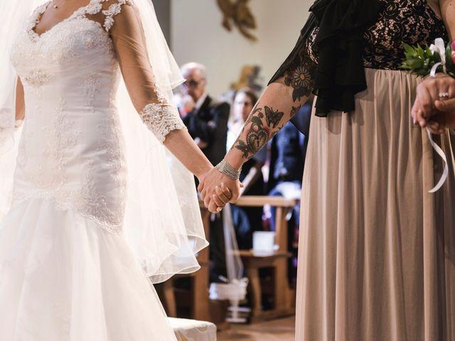 Il matrimonio di Damiano e Caterina a Cascina, Pisa 31