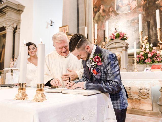 Il matrimonio di Damiano e Caterina a Cascina, Pisa 33