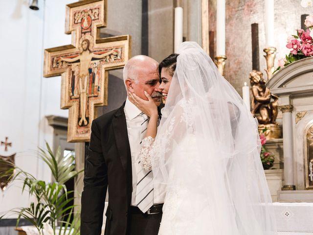Il matrimonio di Damiano e Caterina a Cascina, Pisa 34