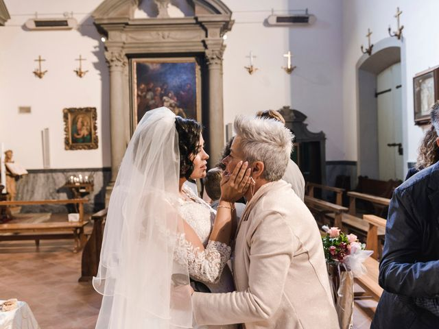 Il matrimonio di Damiano e Caterina a Cascina, Pisa 35